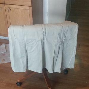 L.l.Bean khaki skirts 20